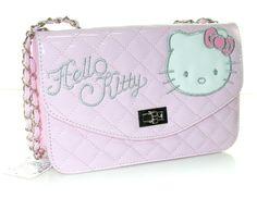 New Hellokitty  MESSENGER  BAG PURSE KKL-6811P11