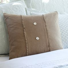 Adorable country chic pillow.