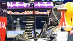 Red Bull Racing RB11 rear wing at Formula One World Championship, Rd13, Singapore Grand Prix, Preparations, Marina Bay Street Circuit, Singapore, Thursday 17 September 2015. © Sutton Motorsport Images