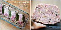 francuski pasztet wiejski Meat, Vegetables, Food, Veggie Food, Vegetable Recipes, Meals, Veggies