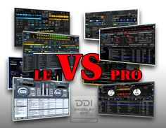 Is Your DJ Software Full Featured ?