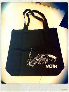 Survival Bag for NOIR Lovers.
