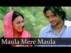 ▶ Anwar - Maula Mere Maula Aankhein Teri Kitni Haseen Ke Inka Aashique - RoopKumar Rathod - YouTube