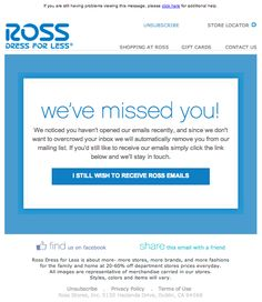 Ross email 2014