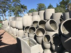 Buy Garden Planters Direct From The Supplier is part of Landscape architecture Pool Oasis - Landscape architecture Pool Oasis Large Garden Planters, Garden Urns, Outdoor Planters, Garden Statues, Outdoor Gardens, Planter Pots, Concrete Planter Molds, Concrete Garden, Concrete Planters