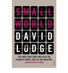 Philip Swallow, Morris Zapp, Persse McGarrigle and the lovely Angelica are the jet-propelled academics who are on the move, in the air and on the make in David Lodge's satirical Small World. It is a world of glamorous travel and high excitement, where stuffy lecture rooms are swapped for lush corners of the globe, and romance is in the air...