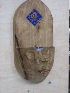 Grant Withington Sculptor and Woodcarver Grant can be found at Abergavenny Craft Fair every 2nd Saturday of the month