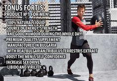 TONUS FORTIS IS №1 NATURAL MEN TESTOTERONE BOOSTER SUPPLIEMENT! 100% Liquid for BEST Results! SUPPORTS MODERN MEN in ALL ASPECTS IN his everyday life. No ADDICTION! Best NATURAL FORMULA FOR BEST RESULTS. WITH 100% BULGARIAN Tribulus Terrestris, Extract of Guarana, Extract from the Scotch thistle & extract of St. John's wort: Amazon.co.uk: Health & Personal Care Uk Health, Natural Man, Bulgarian, St John's, Self Confidence, Modern Man, Scotch, The 100, Addiction