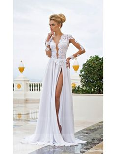 http://www.dressescomeon.com/2015-sexy-deep-v-neck-lace-and-appliques-chapel-train-chiffon-long-prom-dresses-real-made-wedding-dresses.html