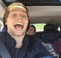 Hahaha!!! I love you Luke