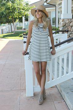 Vacation Bound Dress