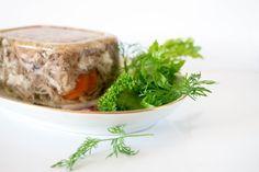 Meat jelly. Sült@estoniancuisine.com