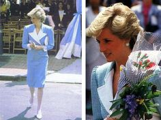 May 29 1986 Charles & Diana open Shaftesbury Society Housing Complex & Disabled Activity Centre, Hillyard Street in Brixton in the London borough of Lambeth