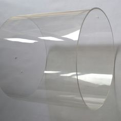 OD400x5x1000mm Home Garden Decoration Acrylic Big Casting Clear Tube High Transparent Plastic PMMA Water Pipe