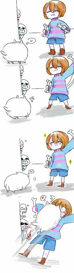 play with dog by huslu