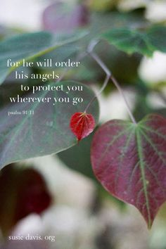do you know the 911 prayer? for he will order his angels to protect you wherever you go. ps. 91:11