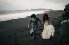 Pre-Wedding Photography in Iceland by Nordica Photography - Brides ...