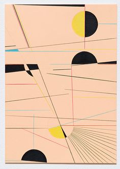 Lothar Gotz abstract painting...