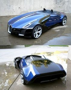 bugatti design concept [Futuristic Cars: http://futuristicnews.com/category/future-transportation/] #provestra