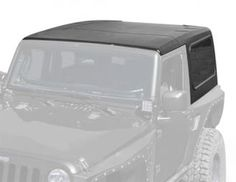 Smittybilt - Two-Piece Hardtop - Fits 2007 to 2015 JK Wrangler and Rubicon - 4WD.com