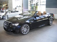 BMW M3 cabrio @ BMW world Munich
