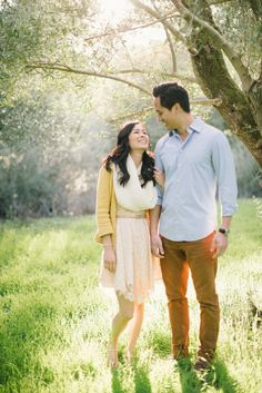 Engagement photos-Style Me Pretty