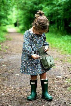 Little girl fashion!