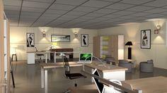 Bureaux open-space