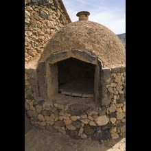 Outdoor pizza / bread oven
