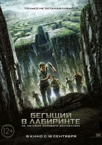 The Maze Runner, 2014 (12+)  The main character is a teenager Thomas who wakes up in the Elevator, but remembers nothing except her name. He is among other Teens learned to survive in a confined space. Every 30 days a new boy arrives.  Director:Wes Ball Actors   Dylan O'brien (Thomas)  Thomas Sangster (Newt)   Ki Hong Lee (Minho)