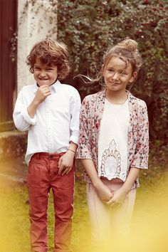 KIDS SPRING 15 - NEW - LEFTIES España