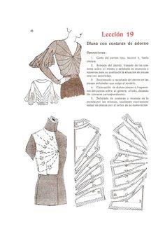 Truchinga Ccurso Libro De Corte Y Confeccion Descargar Gratis Images