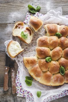 pane per picnic - picnic bread recipe - #Secretingredient - #Electrolux