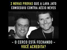 2 novas provas que a Lava Jato conseguiu contra Aécio Neves.