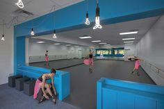 dance studio design - Buscar con Google
