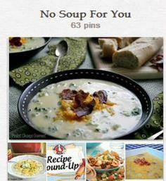 Soup Pinterest Board