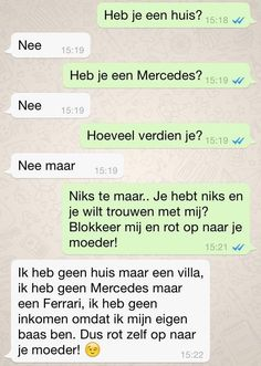 10 Grappige WhatsApp Gesprekken has always to be first in line between us now and then those keys I don't know who's they're going to be going to ? Mike please I just heard your died ? Mike go easy on me first before hand 🤚 Funny Pix, Funny Cute, Funny Texts, Funny Jokes, Funny Pictures, Whats App Fails, Punny Puns, Funny Text Messages, Funny Bunnies