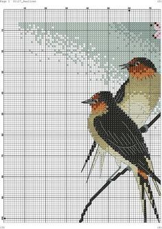 This Pin was discovered by Jan Cross Stitch Thread, Cross Stitch Love, Cross Stitch Animals, Counted Cross Stitch Kits, Cross Stitch Flowers, Cross Stitching, Cross Stitch Embroidery, Cross Stitch Gallery, Cross Stitch Pictures