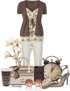 """Manic Monday"" by moomoofan1972 on Polyvore"
