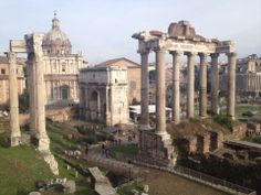 Rome! what a historic place, cant wait to see and learn about everything.