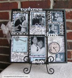 Scrappin' Becky B.: Altered Printer's Tray