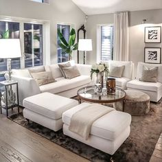 44 charming and elegant living room design ideas, you will fall in love 9 Apartment Room, Home Living Room, Living Room Sets, Apartment Living Room, Elegant Living Room, Room Decor Bedroom, Living Room Furniture Sale, Living Decor, Home And Living
