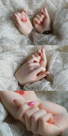 Elfdoll Fist Hands by ~NiuKy