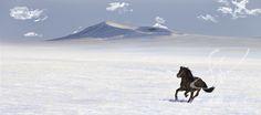 Fotografía Wild horse of Mongolia IV por Gan-Ulzii Gonchig en 500px Caballo de Mongolia