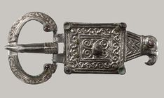 Buckle in the Shape of an Eagle [Ostrogothic] (95.15.100a-c) | Heilbrunn Timeline of Art History | The Metropolitan Museum of Art