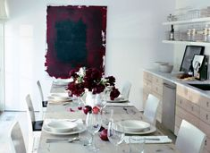 Chic Composition: Betsy Brown Interiors | La Dolce Vita GREAT ART