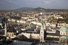 Salzburg, Austria. Photo by Stuart Forster.