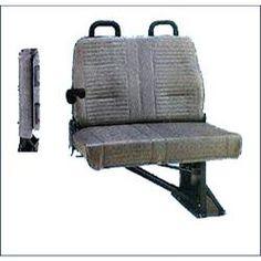 Bus seats, coach seats, fold away seats Cargo Van Conversion, Minivan Camper Conversion, Diy Van Conversions, Sprinter Van Conversion, Transit Camper, Bus Camper, Camper Furniture, Bus Life, Van Camping