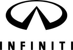 infinity logo stencil