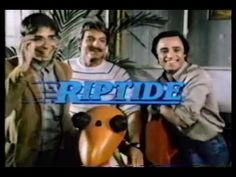 Riptide - Full Intro - YouTube ......series was set in Los Angeles